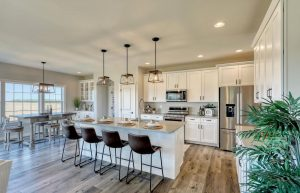 Sophisticated Kitchen